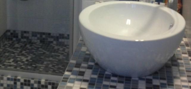 Un bagno che si raddoppia