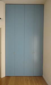 armadio azzurro ragazzzi