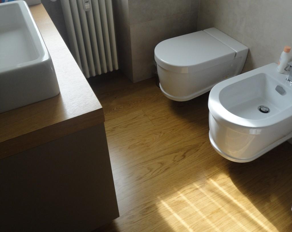 Mobile dispensa ad angolo per cucina - Parquet nel bagno ...