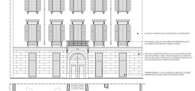 Modifiche esterne ed interne in un edificio vincolato dalla Soprintendenza di Milano