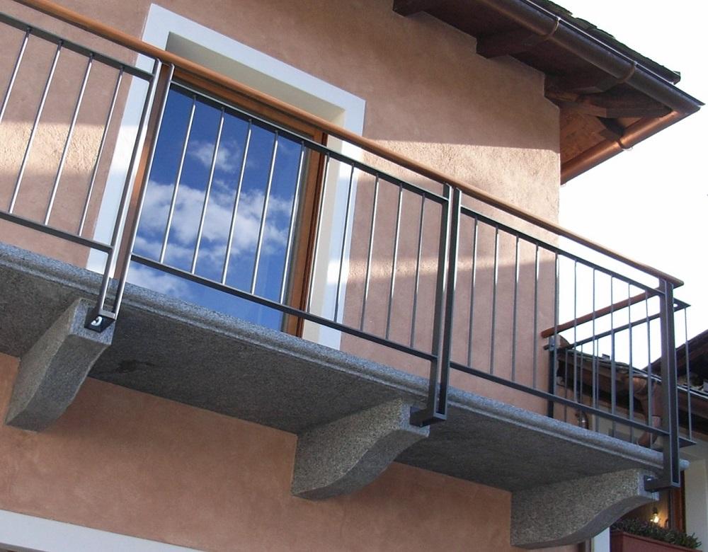Particolare balconata